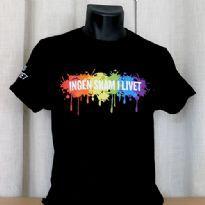Pride T-shirt - sort - standard fit