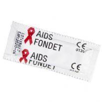 1000 kondomer AIDS-Fondet Smooth